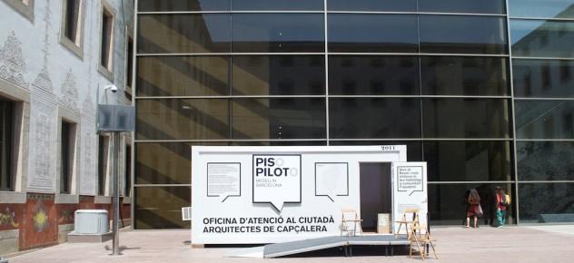 02. Arquitectes de capçalera (etsab)_ Photo Marc Vidal