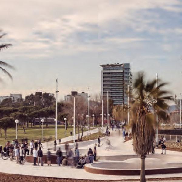 Parc Esportiu Urbà de la Mar Bella